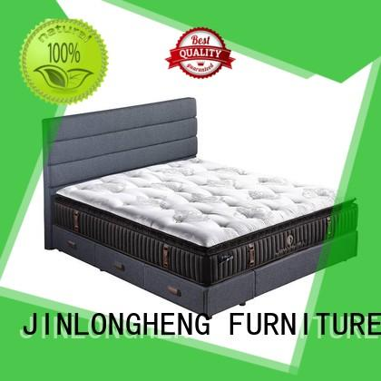 tuft mattress review latex by design JLH Brand company