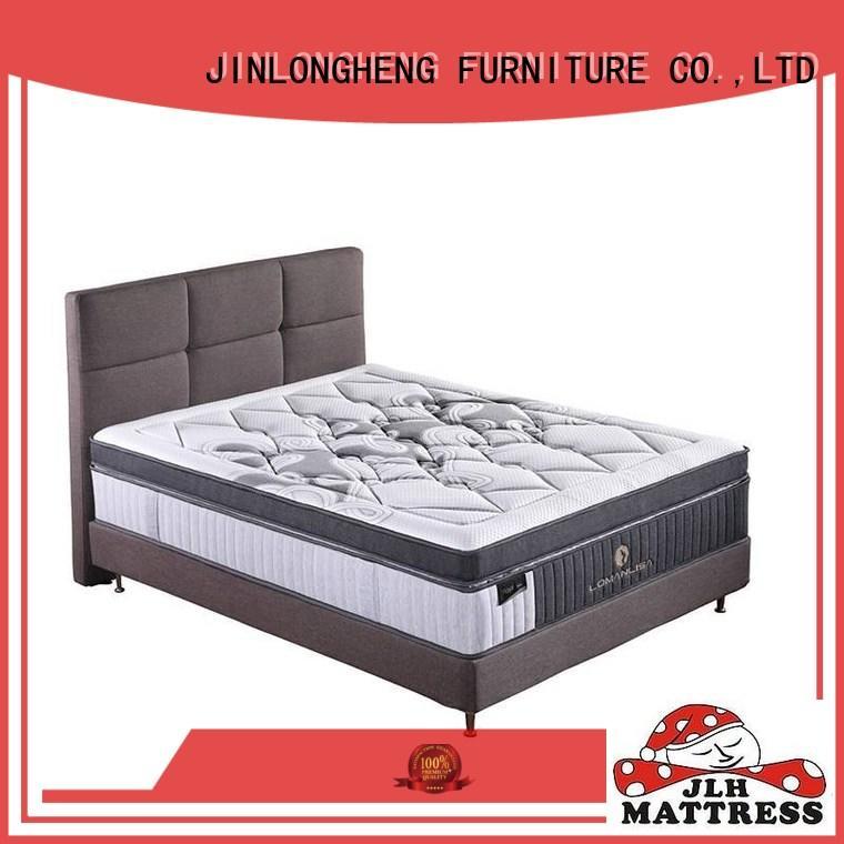JLH high class innerspring twin mattress for hotel