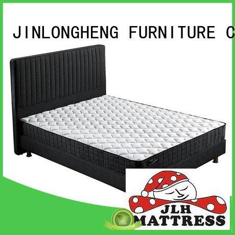 JLH Brand euro coil best mattress by valued