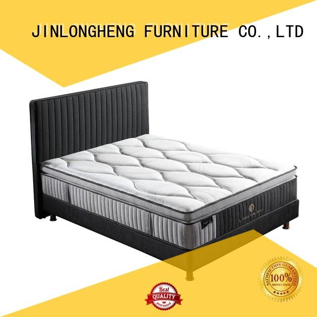 perfect natural latex gel memory foam mattress JLH Brand