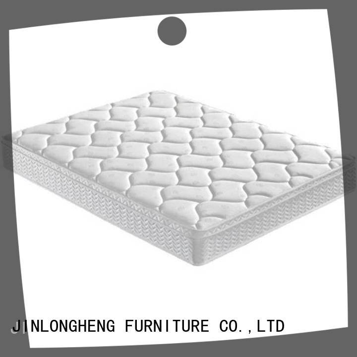 JLH latex hotel quality mattress high Class Fabric for home