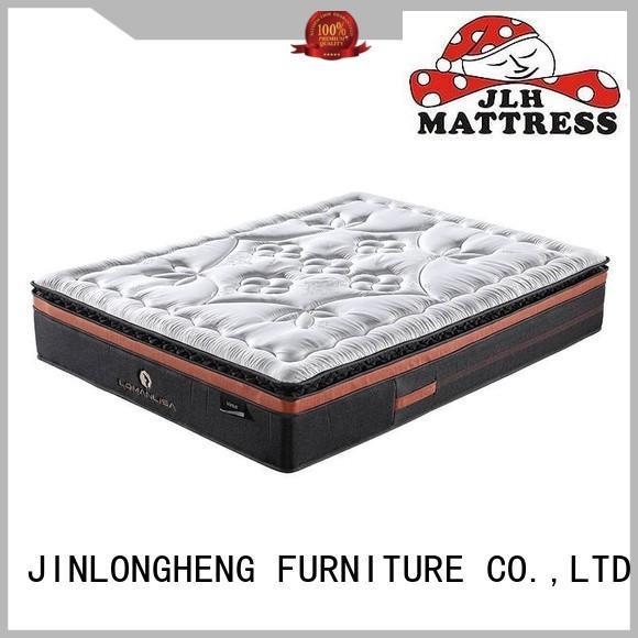 pocket cool gel memory foam mattress topper density JLH company