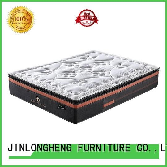 mattress rolled up mattress in a box for wholesale for hotel JLH