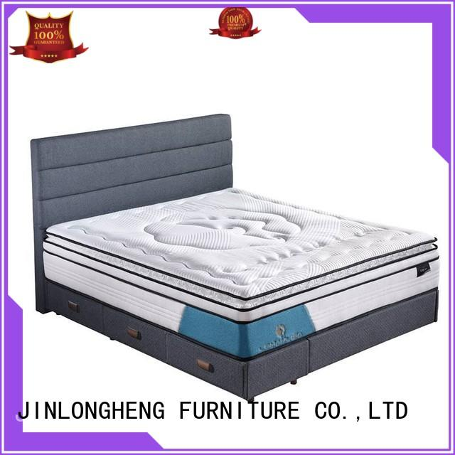 professional packed OEM compress memory foam mattress JLH