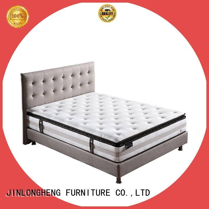 natural modern mattress hybrid mattress comfortable JLH