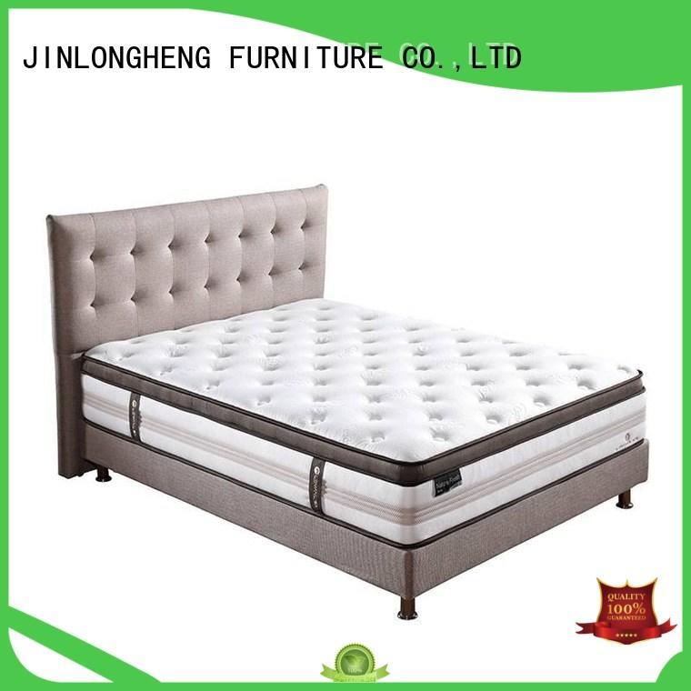 JLH queen mattress in a box High Class Fabric with elasticity