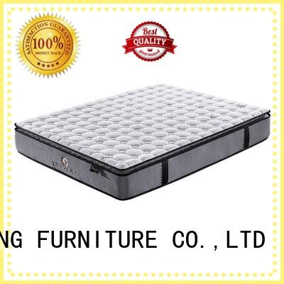 JLH durable rolled up mattress in a box cost for hotel