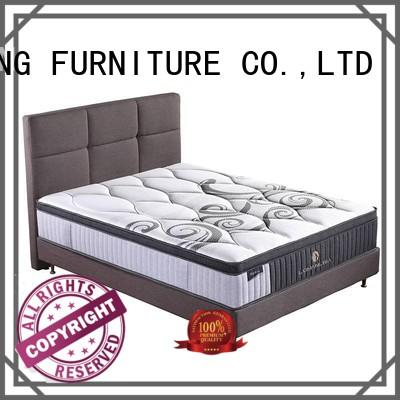 cool gel memory foam mattress topper spring oem JLH Brand compress memory foam mattress
