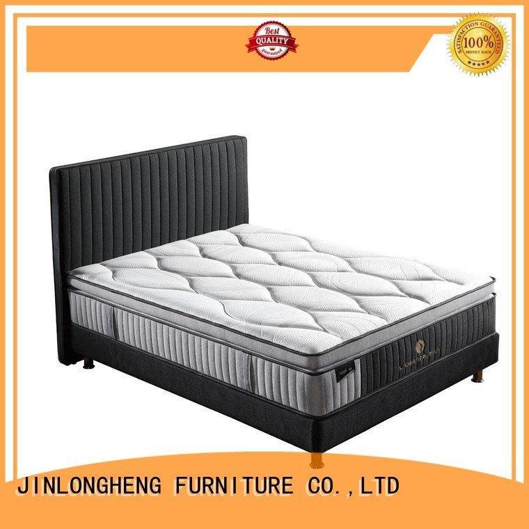 king size latex mattress spring JLH Brand latex gel memory foam mattress