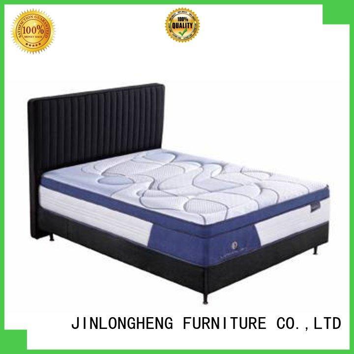Hot perfect king size latex mattress royal JLH Brand