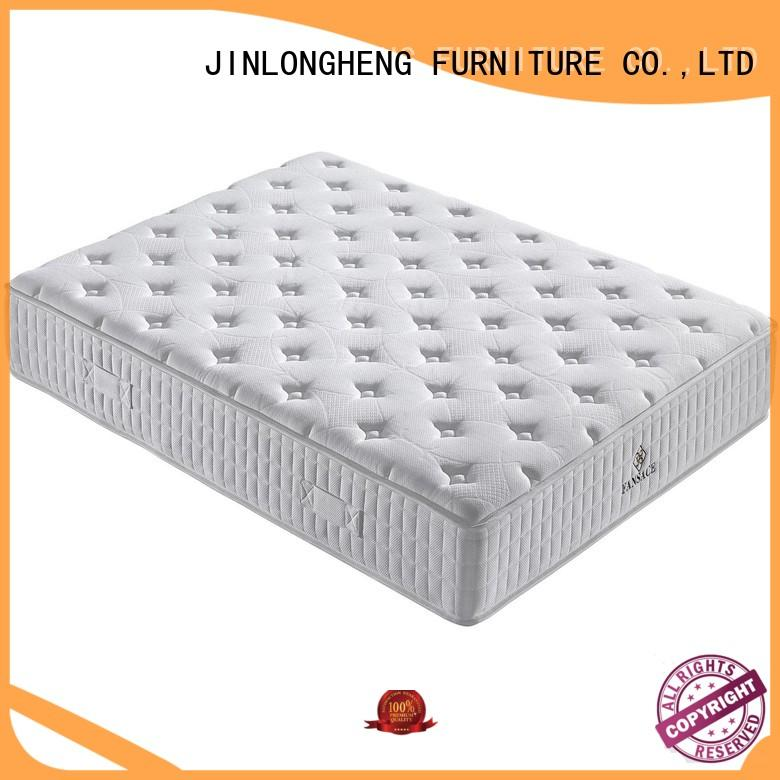 Fansace 21BA-01 | Hotel Mattress with Bonnel Spring Structure Soft Hardness
