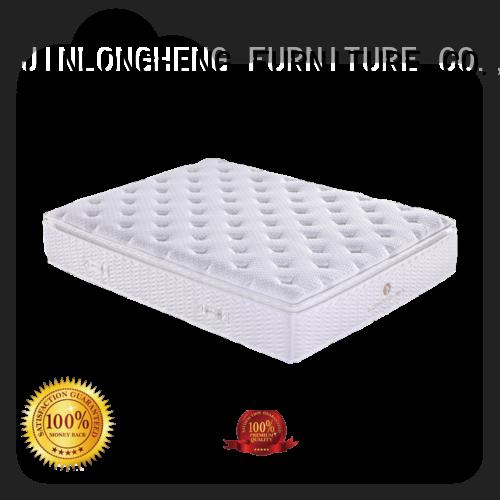 JLH spring miralux mattress high Class Fabric for guesthouse