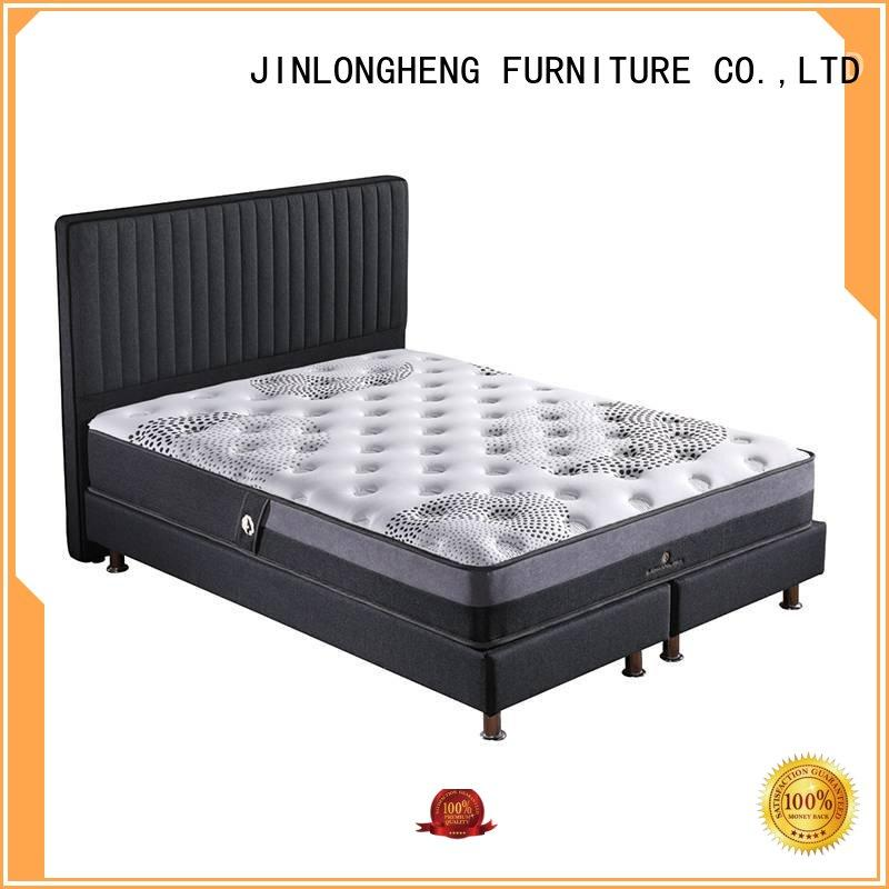 california king mattress green quality innerspring foam mattress JLH Brand