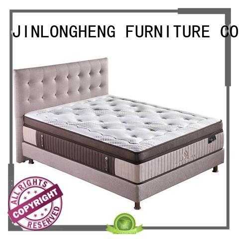 top mattress mini chinese JLH Brand twin mattress supplier