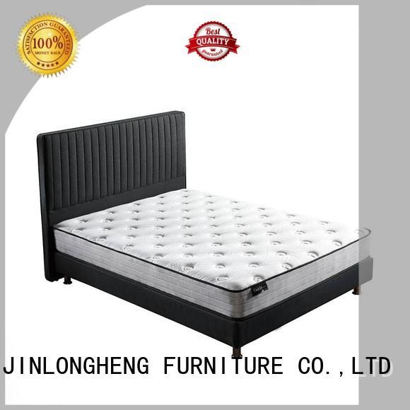 box valued natural JLH Brand king mattress in a box factory