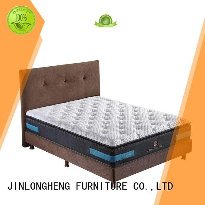 JLH Brand raw comfortable innerspring foam mattress design quality