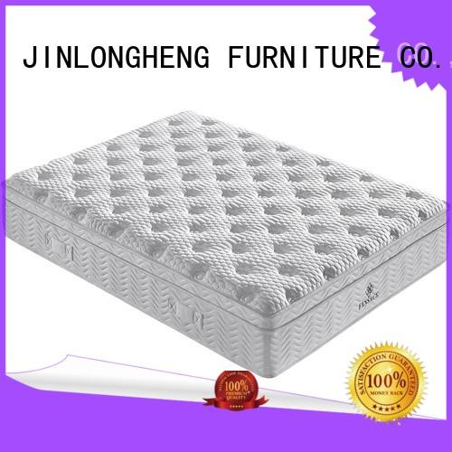 Fansace 34PA-01 | Charcoal Bamboo Latex Mattress with Memory Foam for Hotel Using