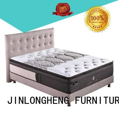 JLH Brand packed luxury viisco custom cool gel memory foam mattress topper