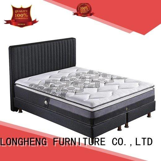 gel mattress JLH compress memory foam mattress