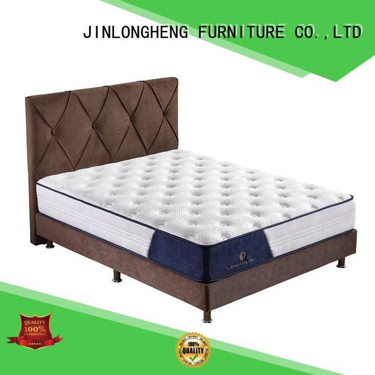 Quality JLH Brand cost innerspring foam mattress