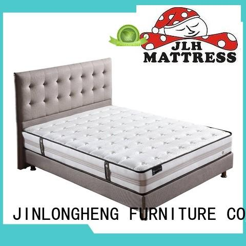 JLH nature innerspring hybrid mattress by Chinese manufaturer with softness