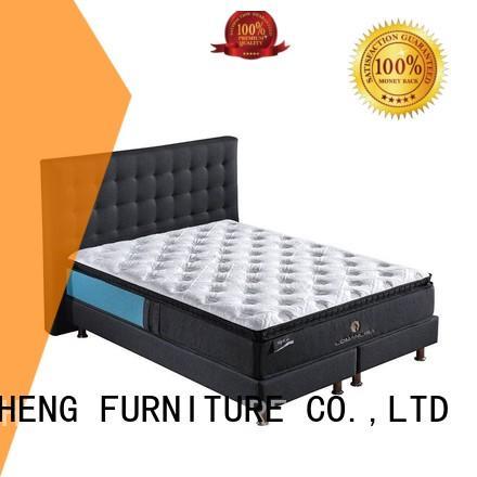 JLH Brand perfect spring compress memory foam mattress manufacture