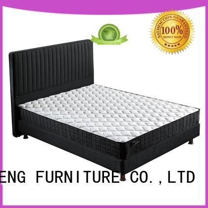 JLH classic foam mattress vs spring mattress with Quiet Stable Motor