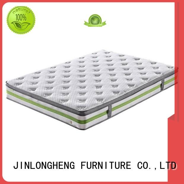 Euro Top Design Cooling Bamboo Fabric Anti-Mite Mattress with Convoluted Foam