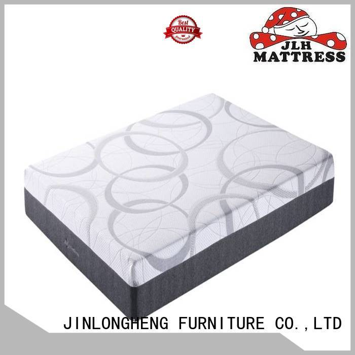 JLH low cost double bed mattress supply delivered easily
