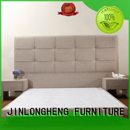 JLH inexpensive queen bed frame for business delivered directly
