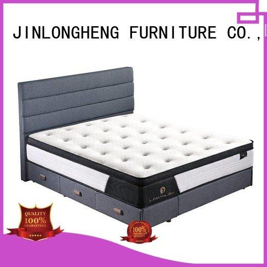Wholesale breathable hybrid mattress JLH Brand