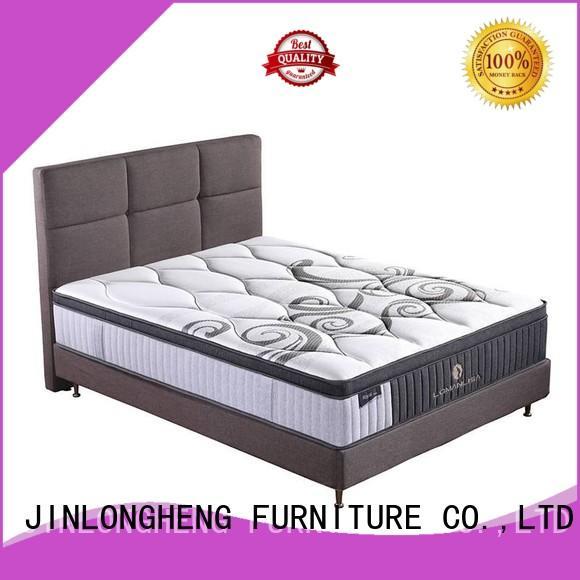JLH Brand latex pocket selling cool gel memory foam mattress topper memory