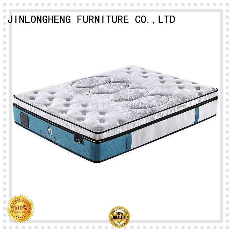 JLH comfortable mattress warehouse by Chinese manufaturer for guesthouse