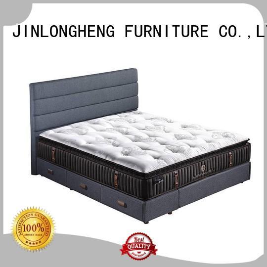 latex double tuft mattress review foam JLH company
