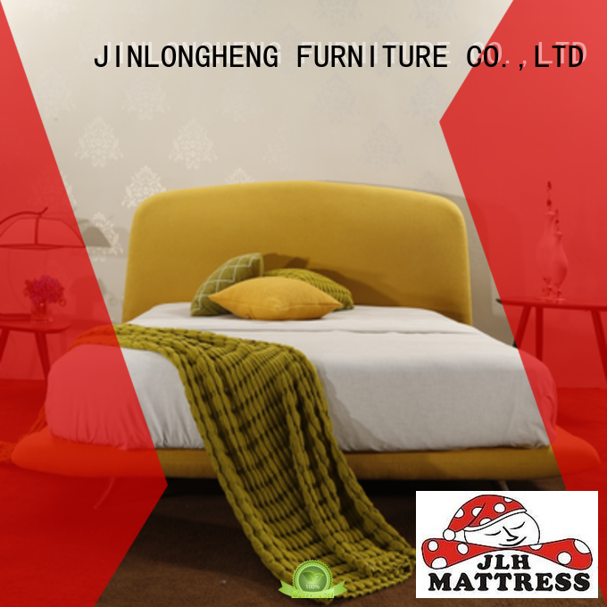 JLH Top upholstered headboard queen Suppliers delivered directly