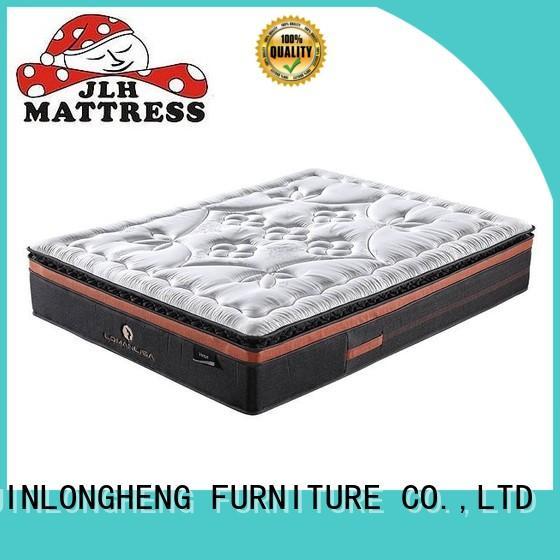 cool gel memory foam mattress topper unique compress memory foam mattress JLH Brand