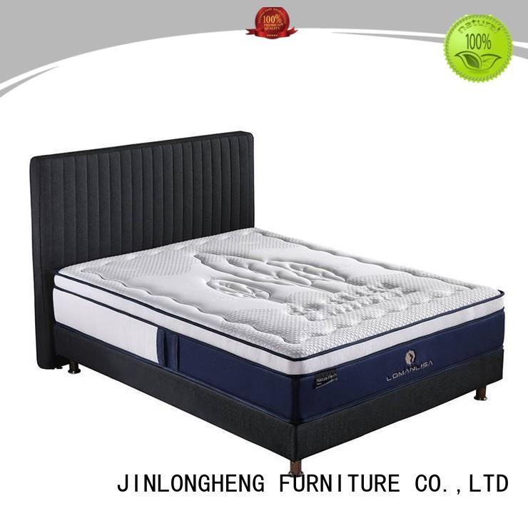 Hot sleep compress memory foam mattress memory density JLH Brand