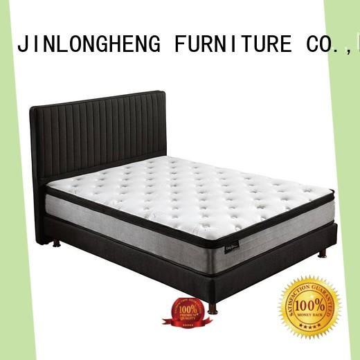 JLH durable roll up mattress China Factory with softness