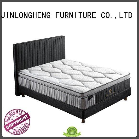 euro memory furniture wool JLH latex gel memory foam mattress