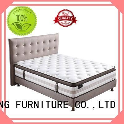 Hot breathable hybrid mattress quality natural JLH Brand
