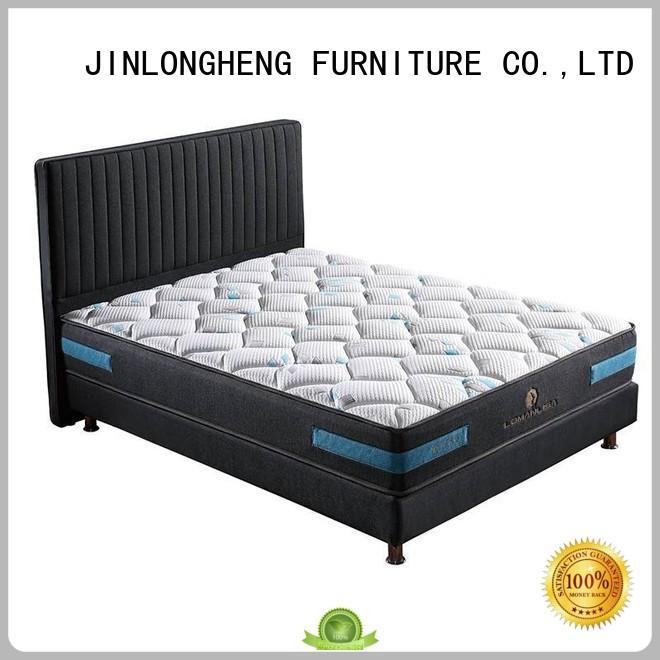Hot innerspring foam mattress green JLH Brand