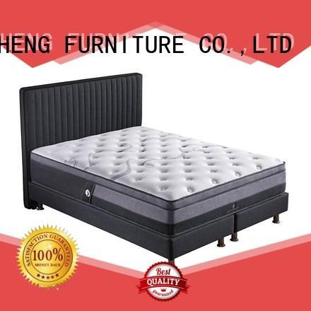 Hot king size latex mattress sleep JLH Brand