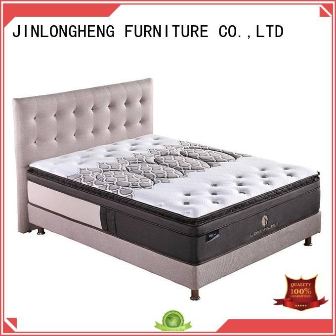JLH Brand selling luxury cool gel memory foam mattress topper euro