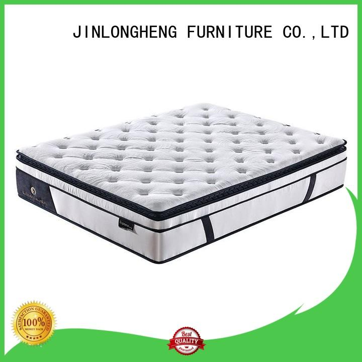 innerspring hybrid mattress luxury China Factory for guesthouse