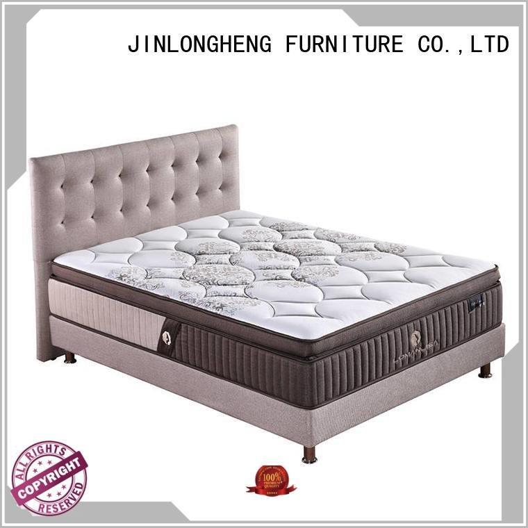 king size latex mattress wool bread latex gel memory foam mattress JLH Warranty