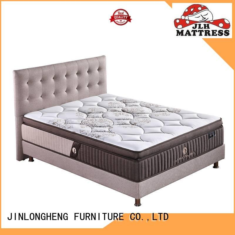 king size latex mattress wool JLH Brand latex gel memory foam mattress