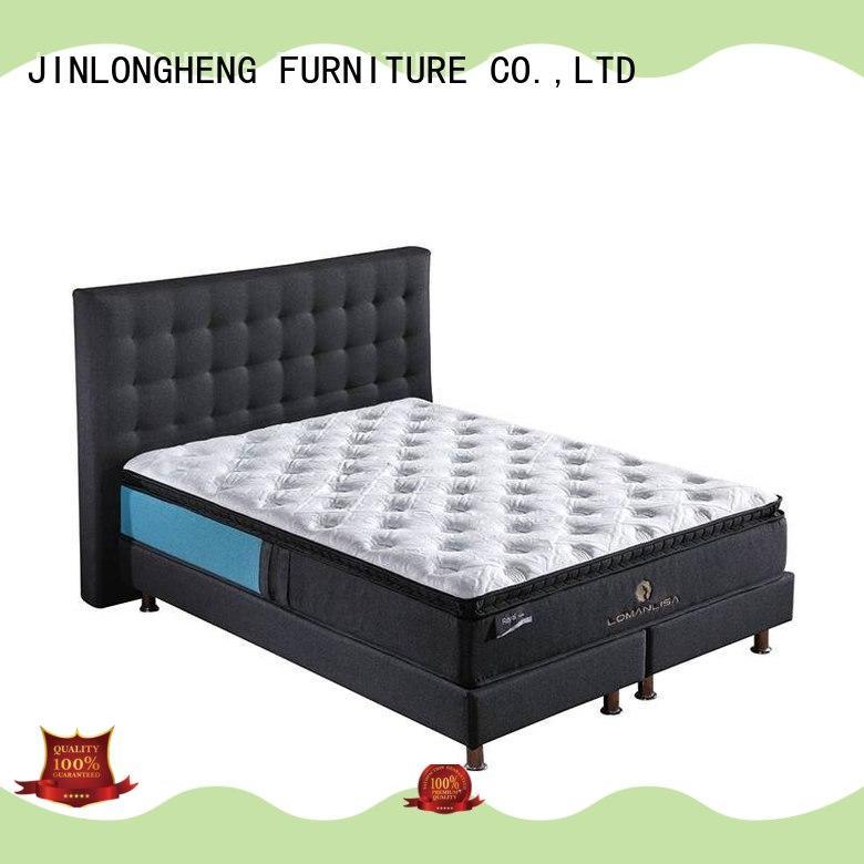 JLH best symbol mattress High Class Fabric with elasticity