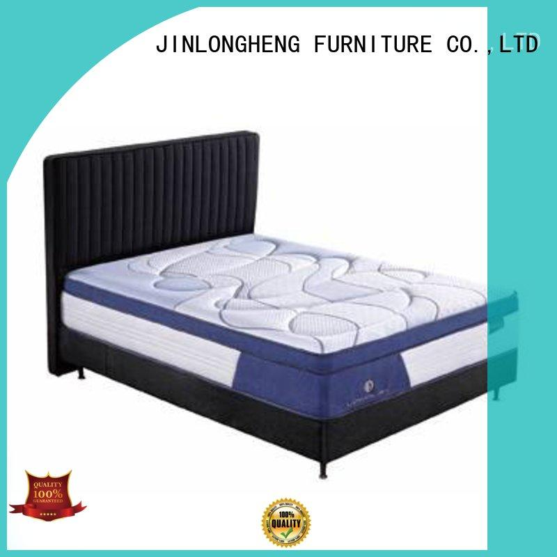 JLH Brand euro king size latex mattress memory supplier