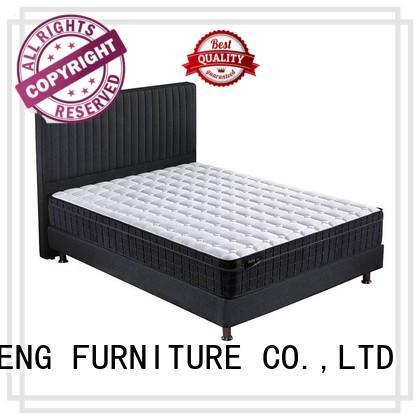 JLH Brand continuous manufaturer mattress king size mattress by