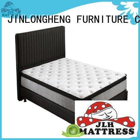 Custom mattress in a box reviews pocket design pillow JLH